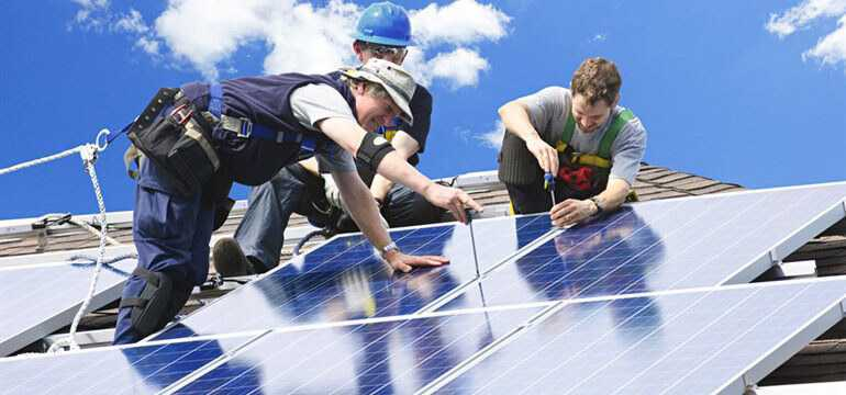 How can solar energy boost the value of your property?